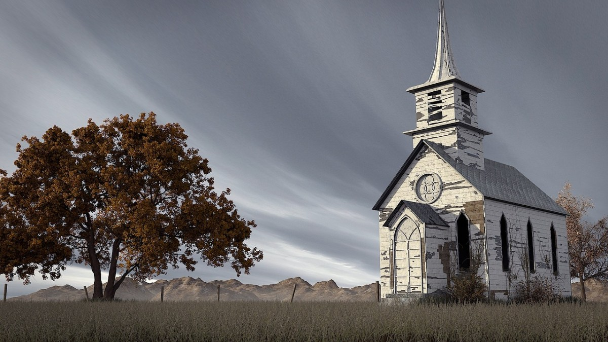 The church is not dying, part deux: Stories of Resurrection
