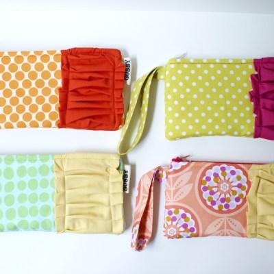{shop update #4: wristlets/clutches}
