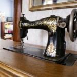 {my 1916 Singer sewing machine ~ detail shots}