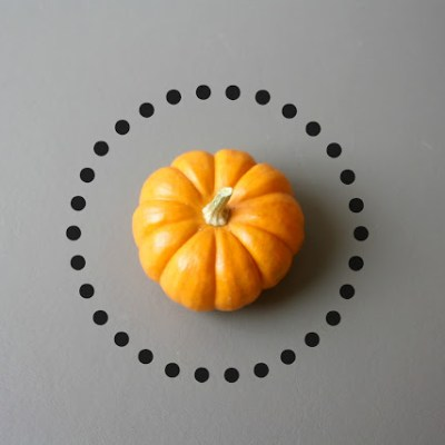 {Fabric Covered Pumpkins // DIY}