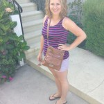 {What I Wore + a FLASH sale}
