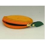 オレンジ 小物入れ MIZUNO(ミズノ) グラブの革で作った本格人気アイテム! 2ZG91056 オレンジ オレンジ