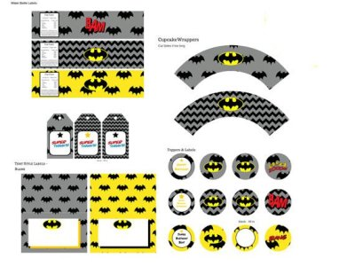 Batman-Birthday-Printable