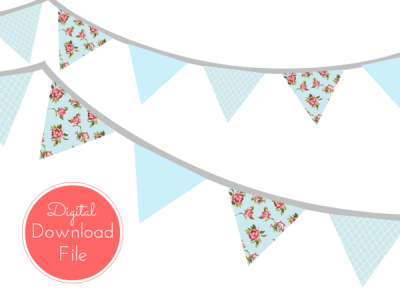 pennanr-Baby-Blue-Shabby-Chic-Banner-Pennant-Garland-Decorations-for-Baby-Shower-Birthday-Party-Bridal-Shower-Wedding-Decoration-banner
