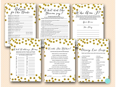 gold-dots-bridal-shower-games-printable-gold-bachelorette-hens-party-gold