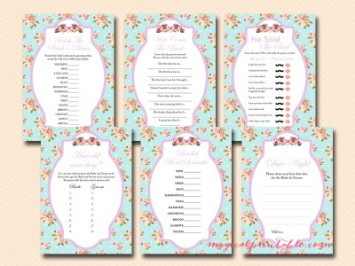 lilac bridal shower games, purple bridal shower, chic, shabby