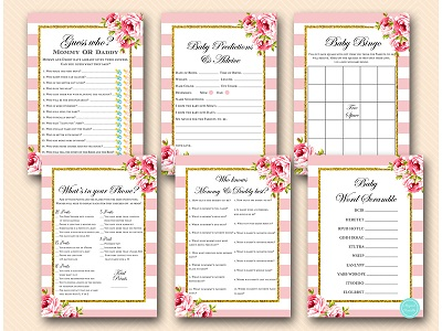 pink-girl-floral-shabby-chic-coed-couple-baby-shower-games