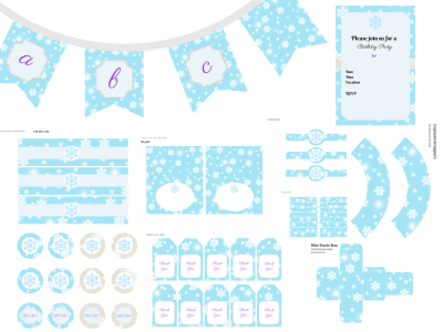 Frozen printable