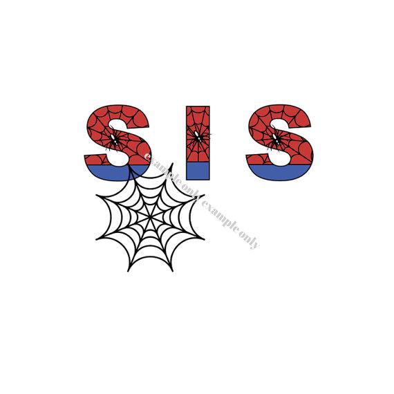 Spiderman Iron on Transfer Image - Magical Printable