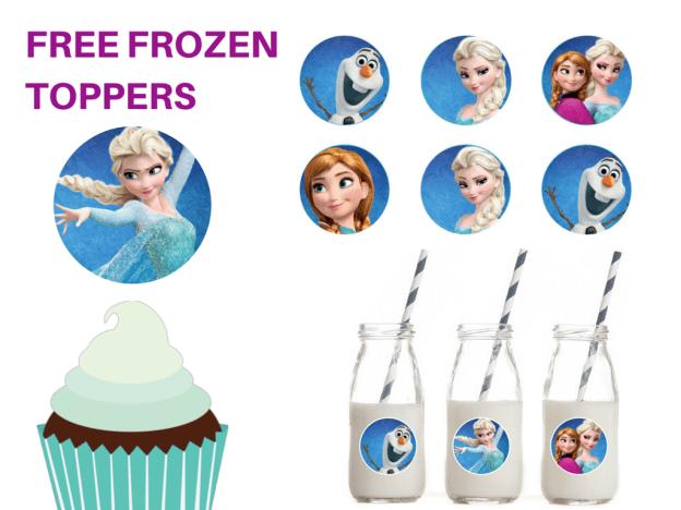 free-printable-frozen-cupcake-circle-toppers