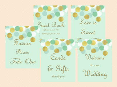 Photo booth Sign, Wedding Signs, Wedding Signage, Wedding Sign Printable, gold mint, metallic, Shabby, Floral, Bridal Shower Sign SN12