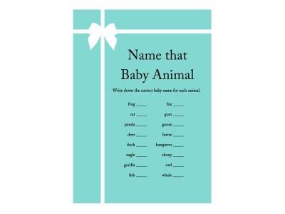 animal-baby-name
