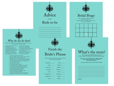 breakfast at tiffany's bridal shower games, Meaning of rose, flower game, rose game, matching game, Chandelier, Bridal Shower Game Printables, Bachelorette, Wedding Shower Games BS59