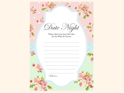 date-night-ideas-mint-pink-shabby-chic-bridal-shower-games-pack-printables-vintage-rose-antique-rose