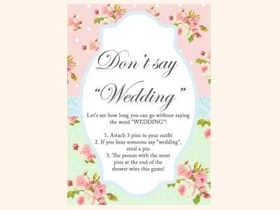 dont-say-wedding-clothespin-game-mint-pink-shabby-chic-bridal-shower-games-pack-printables-vintage-rose-antique-rose