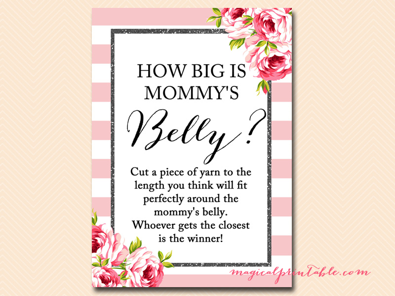 It is a graphic of Unusual How Big is Mommy's Belly Printable