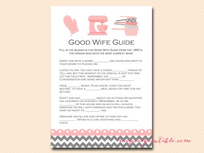 how-to-be-a-good-wife