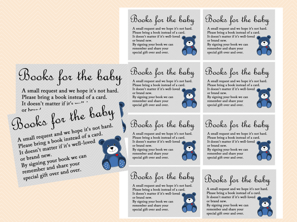 baby shower insert teddy bear baby shower games printables baby boy