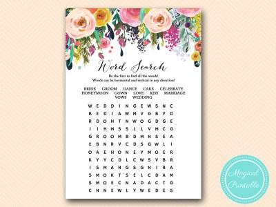 bridal-word-search