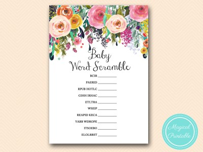 scramble-baby-words