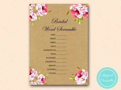 word-scramble