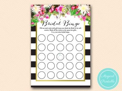 BS176-bingo-gift-items-pink-floral-bridal-shower-games