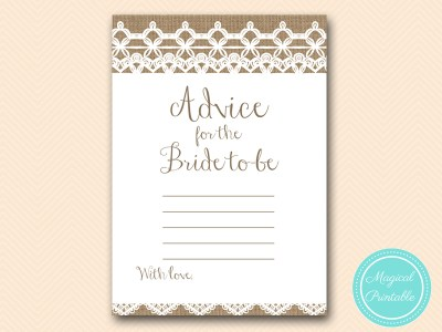 advice-for-bride-rustic-burlap-lace-bridal-shower-game-shabby-bs173