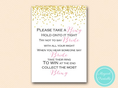 dont-say-bride pink-5x7 bridal shower game