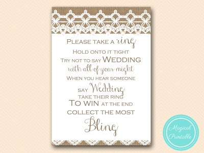 dont-say-wedding-ring-rustic-burlap-lace-bridal-shower-game-shabby-bs173