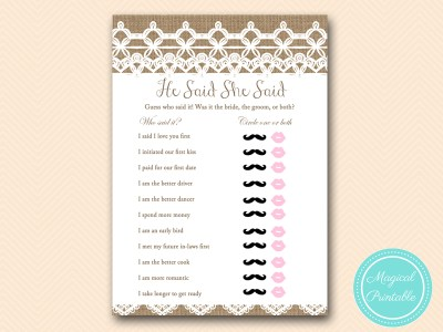 he-said-she-said-rustic-burlap-lace-bridal-shower-game-shabby-bs173