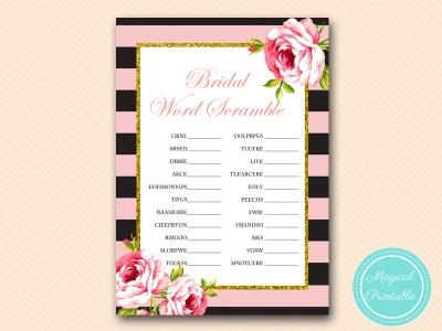 BS419-scramble-bridal-pink-floral-bridal-shower-game