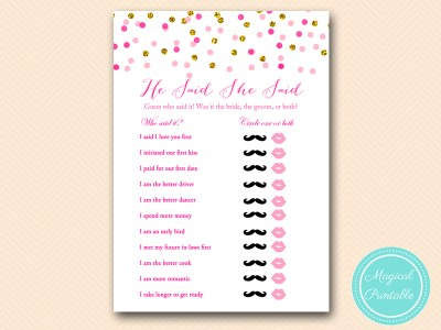 BS425-he-said-she-said-pink-gold-bridal-shower-game