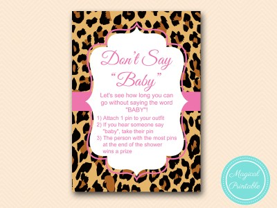 TLC431-dont-say-baby-hot-pink-leopard-baby-shower-game