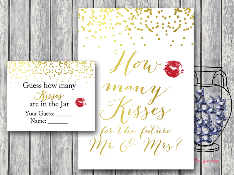 baby shower card printable