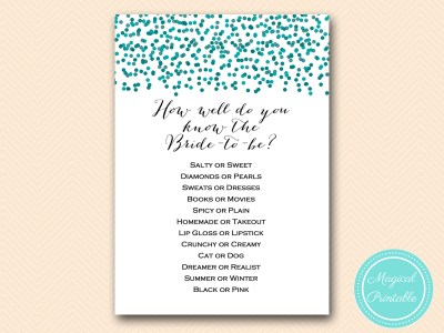 BS434-how-well-do-you-know-the-bride-teal-bridal-shower-games