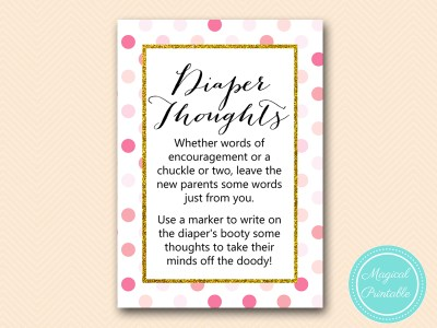 TLC430-P-diaper-thoughts-pink-gold-baby-shower-game-girl