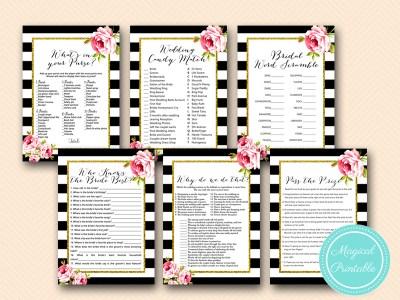 black-stripes-pink-floral-chic-bridal-shower-game-printable-download-bs10b