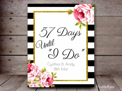 bs10 wedding count down
