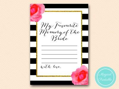 my-favorite-memory-of-bride-AUST-pink-flower-bridal-shower-game