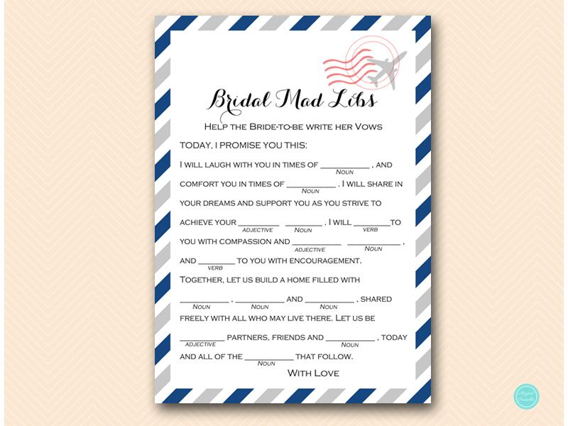 Help write wedding vows game