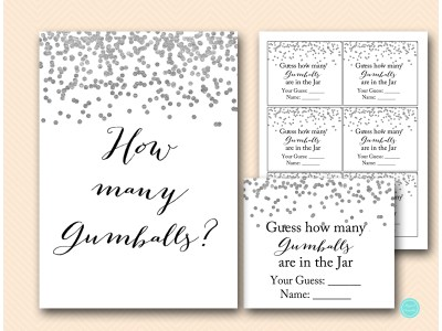 tlc149-how-many-gumballs-sign5x7-silver-baby-shower-game