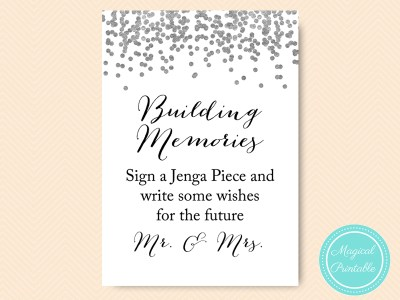 BS408-silver-confetti-building-memories-sign-jenga-piece