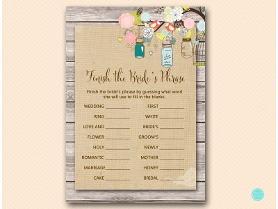 BS498-finish-brides-phrase-rustic-whimsical-mason-jars-bridal-shower