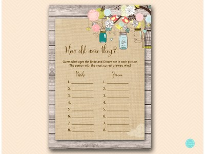 BS498-how-old-were-they-rustic-whimsical-mason-jars-bridal-shower
