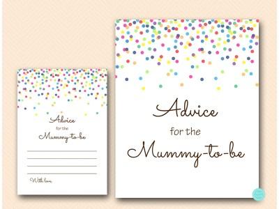 TLC108-advice-mummy-to-be-card-AUSTRALIA-baby-sprinkle-game