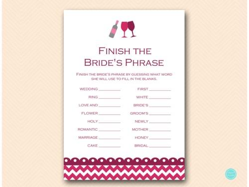 BS110-finish-brides-phrase-burgundy-wine-bridal-shower-game