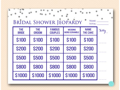 BS149B-Jeopardy-Bridal-Shower-Quiz-navy-silver-bridal-shower-game