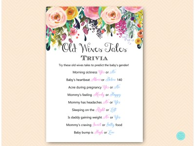TLC140-old-wives-tale-B-gender-reveal-garden-floral-baby-shower-activities