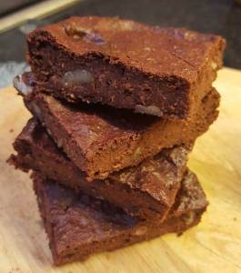 Black Velvet Beet Brownies