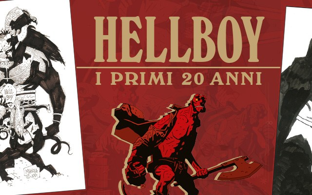 Hellboy i primi 20 anni